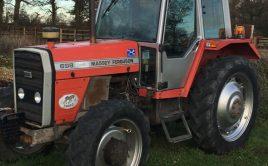 Massey Ferguson 698